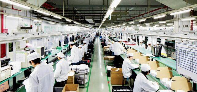 Muncitori – Asistenți de Producție Fabrica