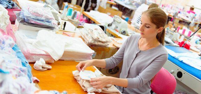 !!! Muncitori in productie – fabrica textile Germania
